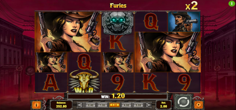 Furies Feature