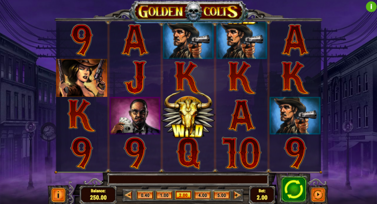 Golden Colts Main Game