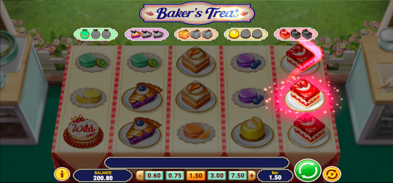 Baker's Treat Cake Collection