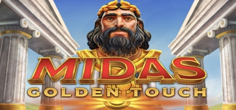 Midas Golden Touch Logo