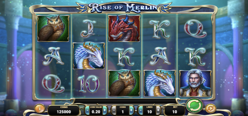 Rise of Merlin Main Game
