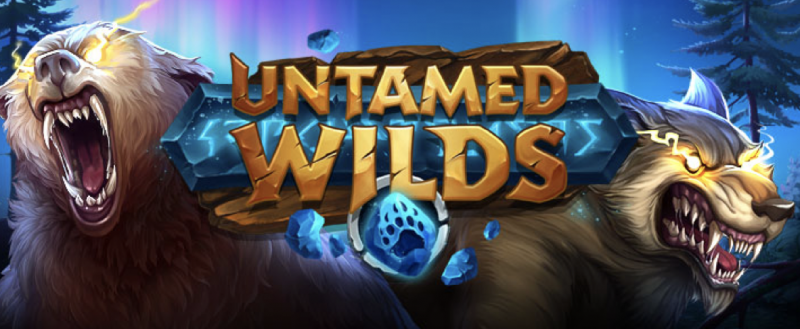 Untamed Wilds Logo