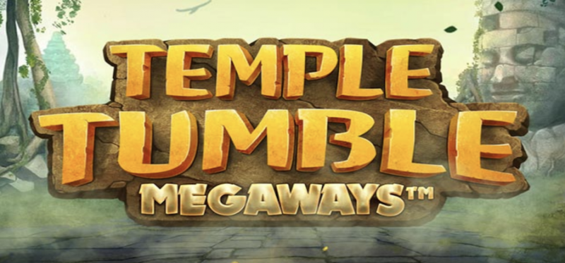 Temple Tumble Megaways Logo