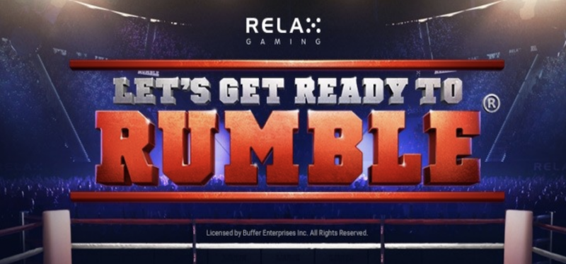 Let's Get Ready to Rumble Logo