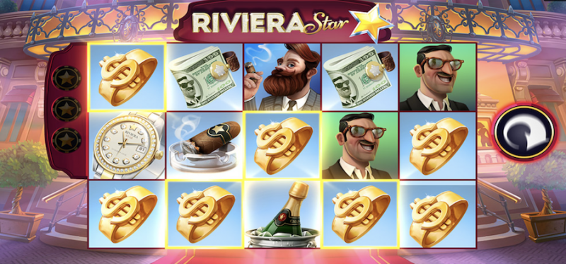 Riviera Stars Main Game