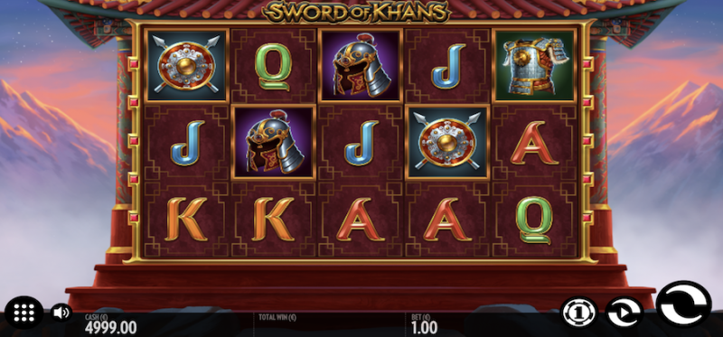 Sword of Khans Main Game