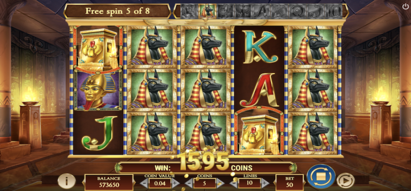 Legacy of Dead Free Spins