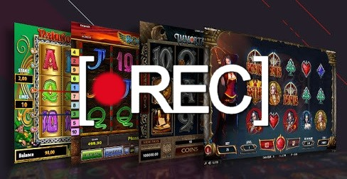 How to record slot games