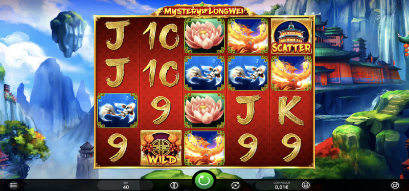 Mystery of Long Wei Main Game