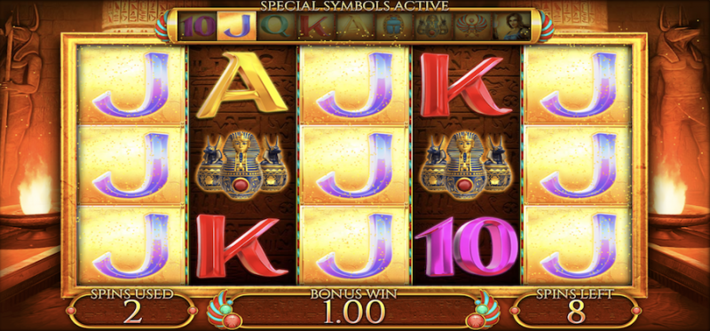 Fortunes of Ra Free Spins
