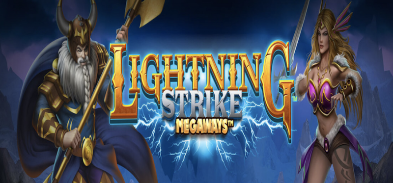 Lightning Strike Megaways Logo