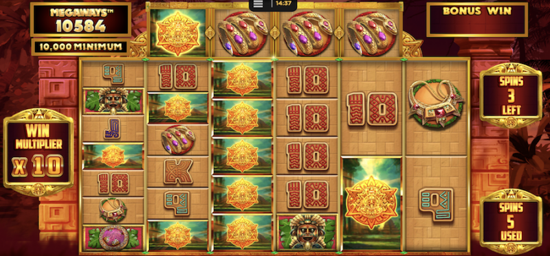 Free Spins with Mystery Symbols