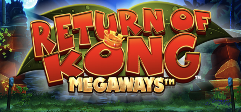 Return of Kong Megaways Logo
